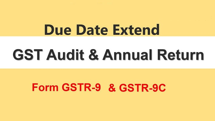 Due date filling of GSTR-9 & GSTR-9C is extend in Group wise