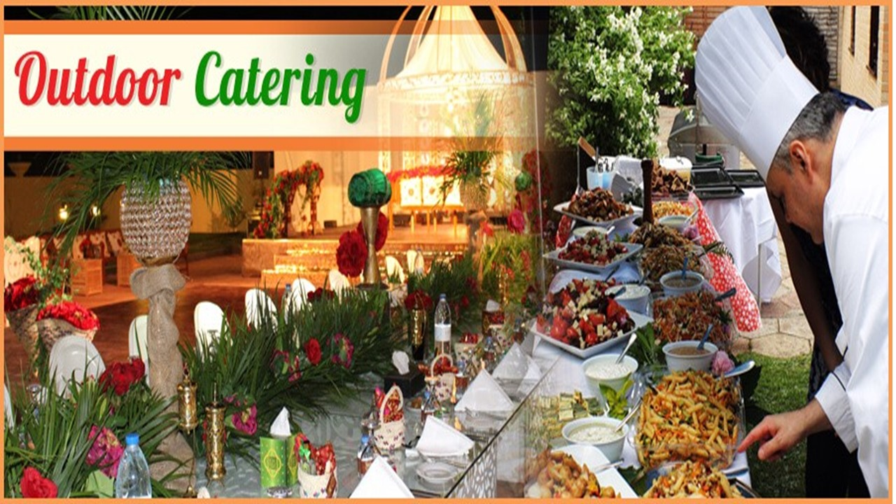 Outdoor Catering Under GST